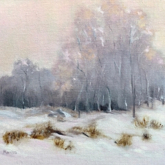 Winter-Silence